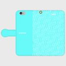 NYORO GRAM notebook turquoise