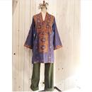 OLD バロチドレス パキスタン 民族衣装/古着 ビンテージ