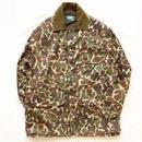 ~1990's USA製 SAFTBAK ダックハンターカモ柄 ハンティングジャケット / 古着 ビンテージ