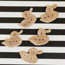 国産無添加手作りクッキー 薄焼きスウィートポテト