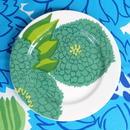 イッタラ Iittala × マリメッコ marimekko <Primavera>プレート(グリーン)デッドストック