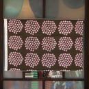 マリメッコ marimekko <Puketti>キャンバス・ファブリック(カーキ×ピンク)50×76cm 日本未入荷