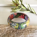 fabricribbon bangle  A