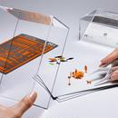 1/100建築模型用添景セット ディスプレイケース Sサイズ