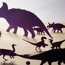 1/100建築模型用添景セット 中生代・白亜紀編〈恐竜の繁栄と終焉〉