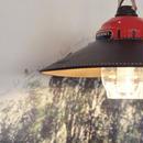 Piicharpak Leather LED lamp Hood