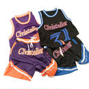 SUMMER SALE!!  Original Basket Jersey Setup Shorts&tanktop バスケットジャージ セットアップ
