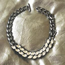 BOUTIQUE  swarovski x chain necklace TZ-2900