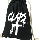 CLAPS CLOSS NAPSACK  (BLACK)