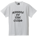 CLAPS OE T-SHIRT  (WHITE)