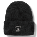 M.O.C  OE  KNIT CAP (BLACK)