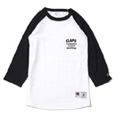 CLAPS  RAGLAN  WHITE  BASE