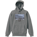 CLAPS FIGHT SEA HOODIE  (GRAY)