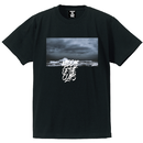 CLAPS Fight sea T-SHIRT  (BLACK)