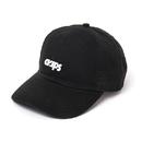 CLAPS  LOGO CLASSIC CAP (BLACK)