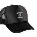 M.O.C  OE MESH CAP (BLACK)