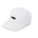 CLAPS  LOGO CLASSIC CAP (WHITE)