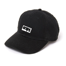 BASIC BOX LOGO CAP (BLACK)