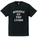 CLAPS OE T-SHIRT  (BLACK)