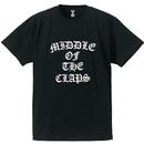 CLAPS OE T-SHIRT  (BLACK)
