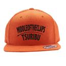 TSURIBU CAP    (ORANGE)