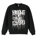 CASPER MOC SWEAT (BLACK)