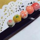 手まり寿司ボールペン1