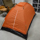C210,C317 本格仕様 超軽量ドームテント(オレンジ)アルミ蒸着マット付き