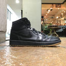 "NIKE AIR JORDAN 1 RETRO HIGH OG ""BLACKGUM"" US10 2014年製"
