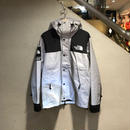 SUPREME×THE NORTH FACE / Reflective 3M Mountain Parka 2013S/S size:S