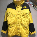 THE NORTH FACE / 90's Vintage Downy Jacket size : S YLW/BLK