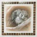 アンティークカラー/ラスティーシェナ(XL)◆Tile Picture Frame(XL)/Antique Tone/RUSTY SIENNA◆