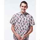 ORIGINAL BEER PATTERN S/S SHIRT