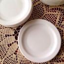 (Dead stock) Restaurant Ware  White Plate