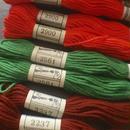 アンティーク・DMC刺繍糸 ( Retors Mat )  - C