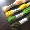 アンティーク・DMC刺繍糸 ( Retors Mat )  - A