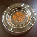 Esso Tiger : Glass Ashtray(made in USA)