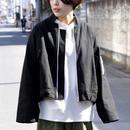 ANITYA/Flight Jacket(black)