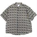 """BIG"" S/S Pattern Shirt / Used"