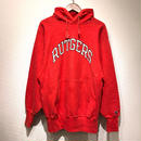 "90s Champion /  Reverse Weave Sweater ""RUTGERS"" / RED XL"