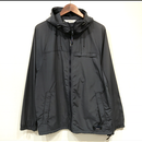 USED L.L.BEAN / Full Zip Nylon Jacket / BLACK