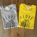 Honkey Tonk by weac ホンキートンク T-SHIRT Tシャツ I LOVE POTATO アイラブポテト UNISEX 男女兼用