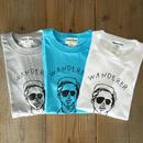 Honkey Tonk by weac ホンキートンク T-SHIRT Tシャツ WONDERER JORGE ワンダラージョージ UNISEX 男女兼用