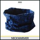 ネックウォーマー ネイビー/スチールブルー 9083-8983