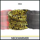 ネックウォーマー ブラック/イエロー 9083-9933