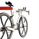 Bicycle rack cool (RED)