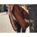 ブラウンボアジャケット