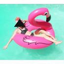 フラミンゴ浮き輪