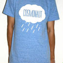Rain Drop Tee Mens  Blue
