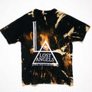 "Lost Angels ""Bleach"" Unisex Tee Black"